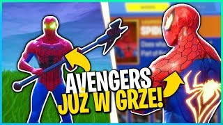 AVENGERS IN FORTNITE-NEW EVENT, SKINS, MODE! (Fortnite Battle Royale)