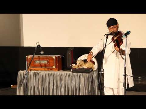 Renowned Music Director Uttam Singh performs in Pune International Film Festival (PIFF) 2016
