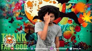 Tony Medz - Thank Fada God [Audio Visualizer]