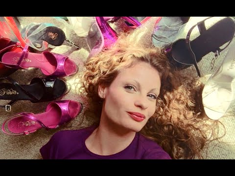 Ava Madison Pole Dance Shoes