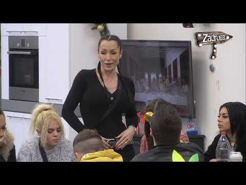 Zadruga 2 - Jelena Krunić komentariše odnos Pavla i Dragane - 10.01.2019.