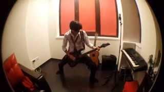 Фильм Такси саунтрек на гитаре