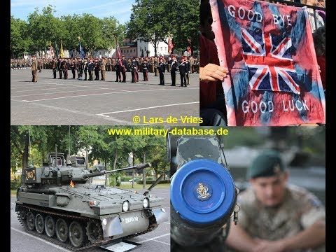 2018 Freedom of Paderborn Parade - 20th Armoured Infantry Brigade