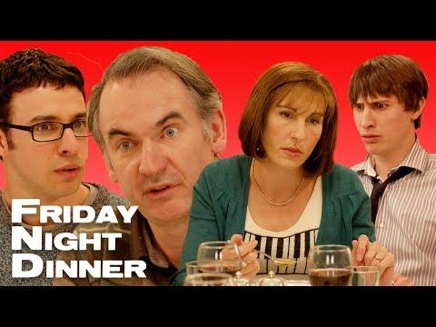 The Murderous Goodmans (Not So Goodmans) | Friday Night Dinner