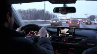 Audi A6 3.0 TFSI Quattro Test-Drive