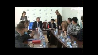 АлтГТУ и Харбинский институт нефти подписали договор о сотрудничестве
