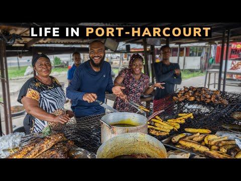 Is Port Harcourt more Dangerous than Lagos, Nigeria?