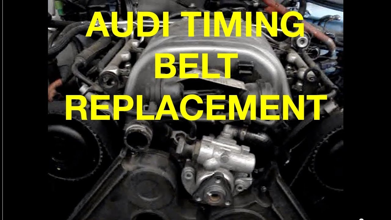 Audi A6 Timing Belt Replacement Diagram 30l - Wiring Diagram Filter
