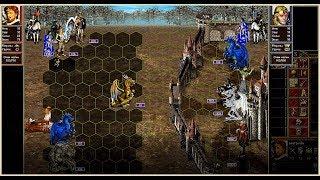 ГЕРОИ 3   Финальная битва Paragon(моделирование)
