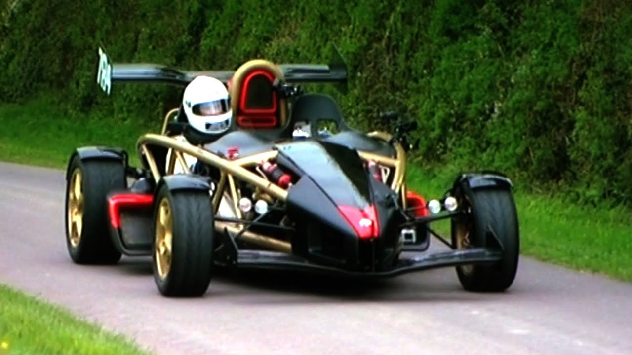Ariel Atom V8: The Fastest Accelerating Road Car On The Planet ...