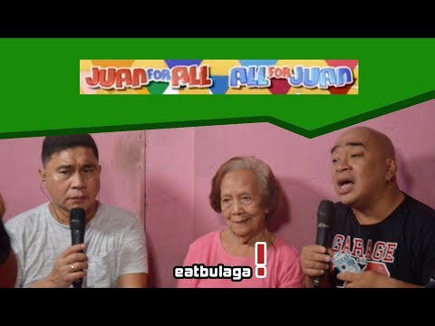 Juan For All, All For Juan Sugod Bahay | June 9, 2018