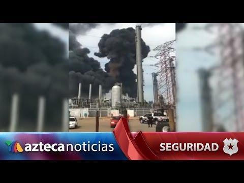 Video: Explosión en Pajaritos, Veracruz