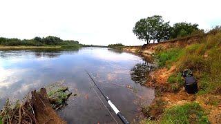 ГДЕ искать ЩУКУ в сентябре на реке Типичное ране осеннее место Рыбалка на спиннинг Щука на джиг