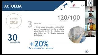 Webinaire Live Solvabilité 2 en Tunisie Actuelia ATA CGA