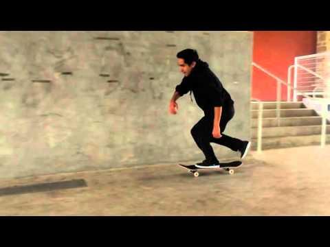 Hardflip Bs Tailslide