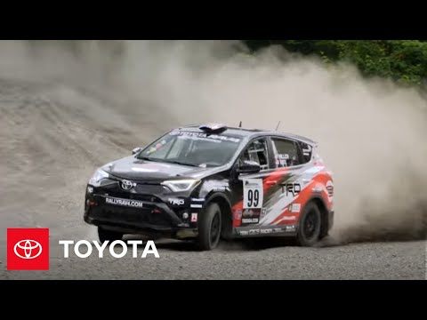 Preparation: Toyota Rally RAV4 featuring Ryan Millen | RAV4 | Toyota