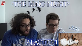 "Game of Thrones 8x03 ""The Long Night"" Reaction w/Victorlaszlo88 Parte 2"