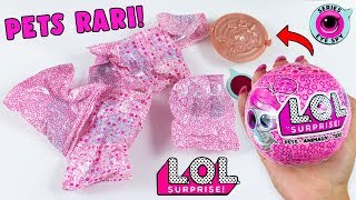 I MIE PRIMI LOL SURPRISE PETS RARI!! EYE SPY SERIE 4