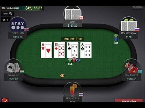 Hướng dẫn chơi poker tiền thật trên điện thoại tại W88