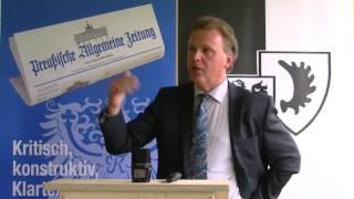 Dr. Wassertheurer widerspricht Gleichsetzung von heutigen Migranten mit vertriebenen Volksdeutschen