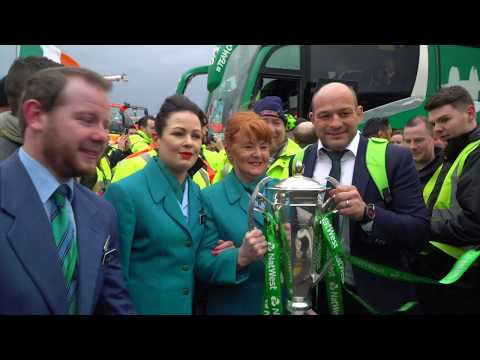 Welcome Home, Irish Rugby