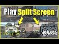 Funny Cod Split Screen