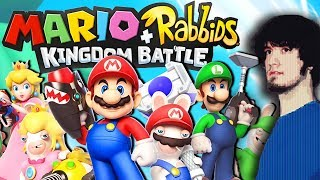 Mario + Rabbids Kingdom Battle - PBG