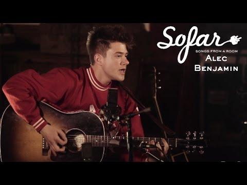 Alec Benjamin - End of the Summer | Sofar London