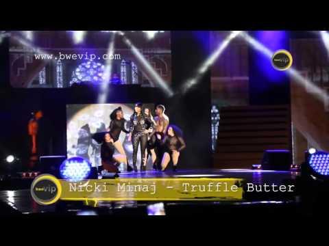 Nicki Minaj - Truffle Butter (Live In Angola)