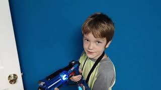 8 Year Old Teaches CQB