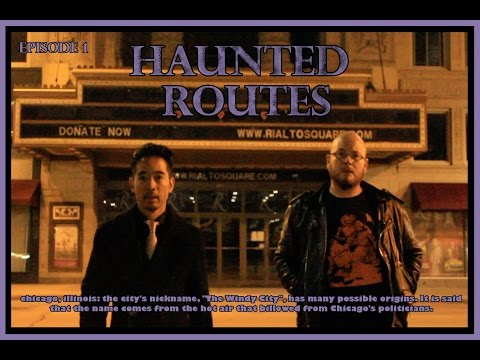 Joliet, Illinois (EPISODE #1) - HAUNTED ROUTES (Spirits in Chicago) ROUTE 666 **PILOT EPISODE**