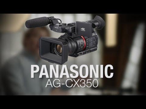 QUICK LOOK | Panasonic CX350