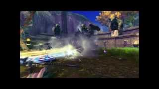 Top 5 Best PC Free To Play MMORPG Online Games 2012-2013