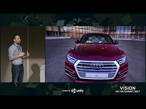 Vision 2017 - Creating the Audi VR experience