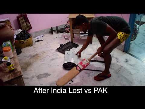 Indian Fans Reaction after Losing vs Pak || Must Watch || Like & Share || Hello Indian