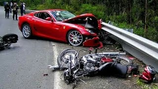motorcycle accident cause