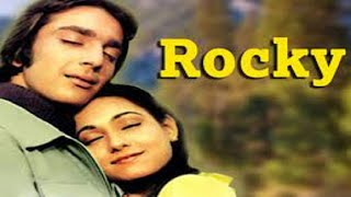 Rocky 1981 Hindi movie full reviews and facts || Sanjay Dutt,Reena Roy,Tina Munim,  Shakti Kapoor