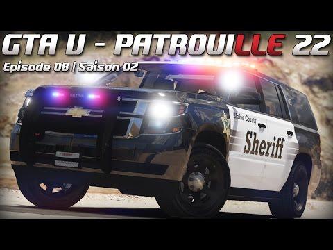 Law Enforcement - Patrouille #22 - Enlèvement ! (FiveM)