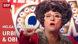 Helga Schneider – Urbi und Obi