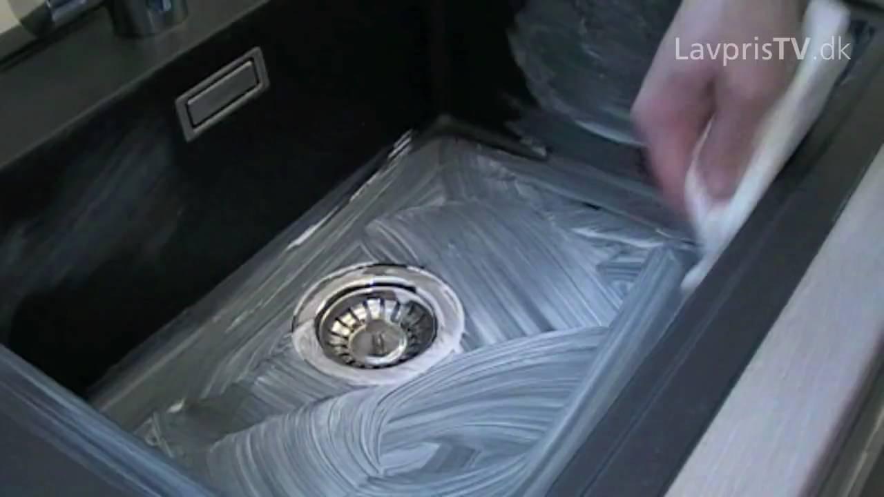 Blanco Clean Til Køkkenvaske   YouTube