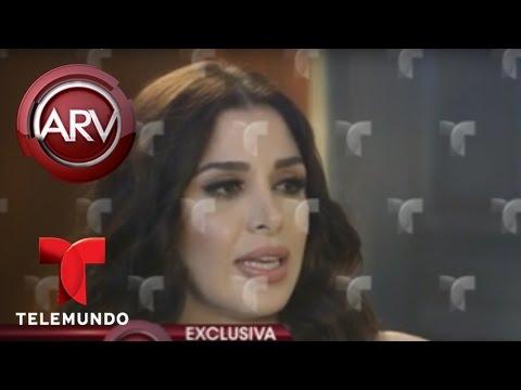 El Chapo Guzmán sufre torturas, dice Anabel Hernández   Al Rojo Vivo   Telemundo