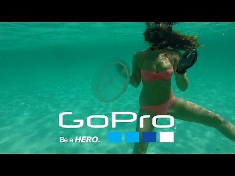 GoPro HD: Snorkeling in Destin, FL (raw audio)