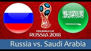 LIVE Russia world cup