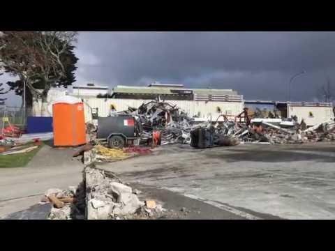 Demolition and Construction in Grey Lynn | Random videos