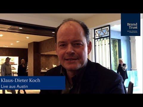Klaus-Dieter Koch live aus Austin mit den Zahlen des Tages (SXSW 2018)