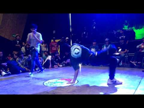 Seven to Smoke | Footwork Battles | Xplicit People Vol. 2