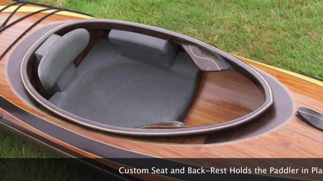 Custom Wood Kayaks | Wooden Thing