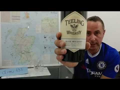 Виски обзор 127. Teeling Small Batch Irish Whiskey, 46% Alc