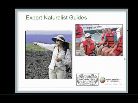 Family Adventures - The Amazon & the Galapagos presented by International Expeditions