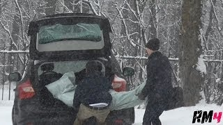 Труп в багажнике / Body in the Trunk Prank
